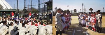野球教室運営サポート